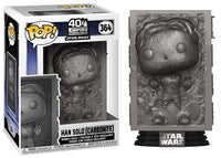 Han Solo (Carbonite) 364  [Damaged: 7.5/10]