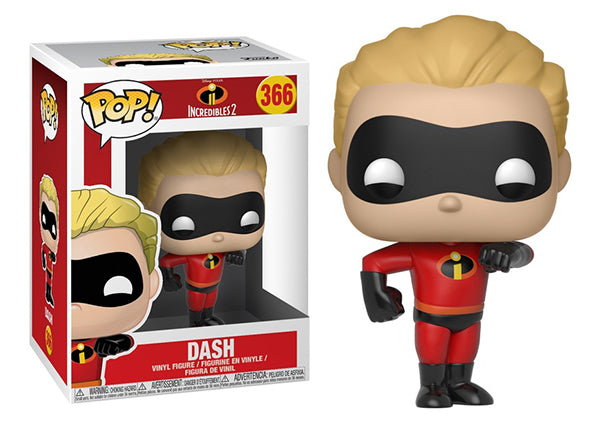 Dash (The Incredibles 2) 366