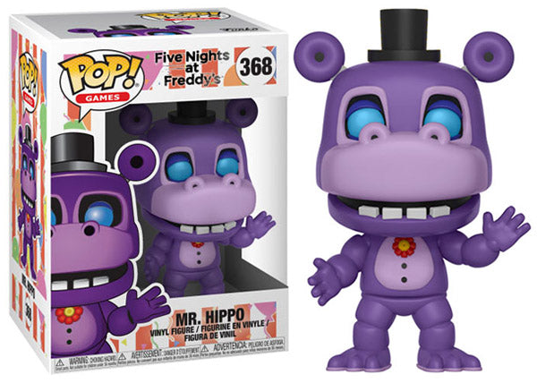 > Mr. Hippo (Five Nights at Freddy's) 368