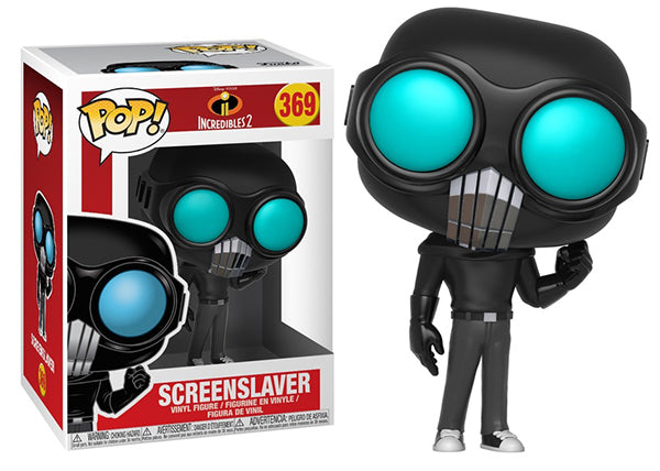 Screenslaver (The Incredibles 2) 369  [Damaged: 7/10]