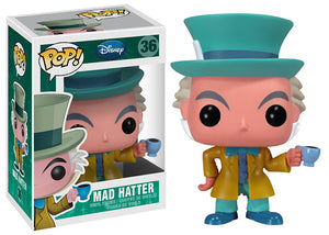 Mad Hatter (Alice in Wonderland) 36   [Condition: 7.5/10]