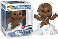 Battle at Echo Base: Chewbacca (Flocked, 6-inch) 374 - Amazon Exclusive