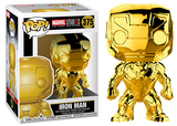 Iron Man (Gold Chrome) 375