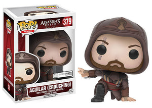 Aguilar (Crouching, Assassin's Creed) 379 - Loot Crate Exclusive  [Damaged: 6/10]