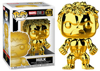 Hulk (Gold Chrome) 379