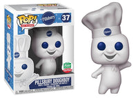 Pillsbury Doughboy (Ad Icons) 37 - Funko Shop Exclusive  [Damaged: 7.5/10]
