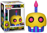 Blacklight Cupcake (Five Nights at Freddy's) 381 - Gamestop Exclusive  [Damaged: 7/10]