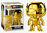 Ant-Man (Gold Chrome) 384  [Damaged: 7.5/10]