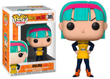 Bulma (Yellow, Dragonball Z) 385  [Damaged: 7/10]