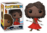 Okoye (Red Dress) 385 - 2018 Fall Convention Exclusive [Damaged: 7.5/10]