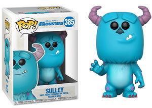 Sulley (Waving, Monsters Inc.) 385 [Damaged: 6/10]