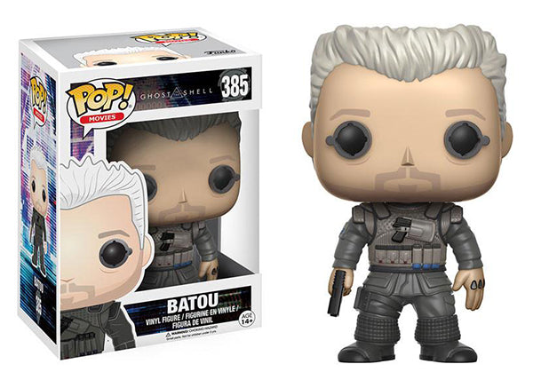 Batou (Ghost in the Shell) 385  [Damaged: 6/10]