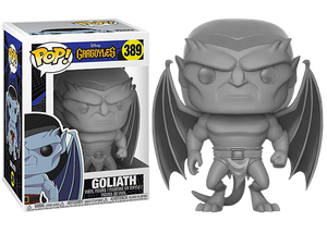 Goliath (Stone, Gargoyles) 389  [Damaged: 6/10]