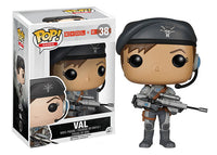 Val (Evolve) 38  [Damaged: 7/10] Pop Head