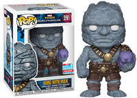 Korg w/ Miek (Thor Ragnarok) 391 - 2018 Fall Convention Exclusive