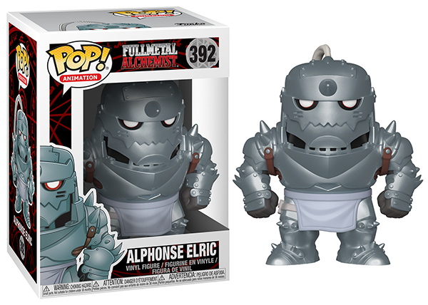 Alphonse Elric (Full Metal Alchemist) 392  [Damaged: 7/10]