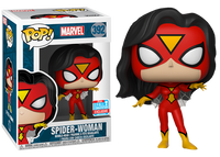 Spider-Woman (Classic) 392 - 2018 Fall Convention Exclusive