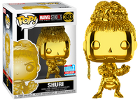 Shuri (Gold Chrome) 393 - 2018 Fall Convention Exclusive  [Damaged: 7.5/10]