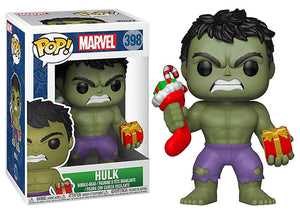 Hulk (Presents) 398  [Damaged: 7/10]