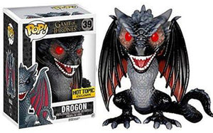 Drogon (6-Inch, Game of Thrones) 46 - Hot Topic Exclusive  [Damaged: 5/10]
