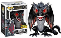 Drogon (6-Inch, Game of Thrones) 46 - Hot Topic Exclusive  [Damaged: 7/10]