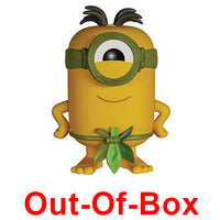 Out-Of-Box Au Naturel (Minions) 167  [Damaged: 7/10]