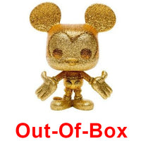 Out-Of-Box Mickey Mouse (Diamond Collection, Gold) 01 - Barnes & Noble Exclusive