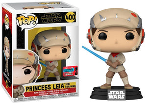Princess Leia Jedi Training 400 - 2020 Fall Convention Exclusive  [Condition: 7.5/10]
