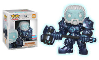 Reinhardt (6-inch, Glow in the Dark, Coldhardt, Overwatch) 400 - 2018 Fall Convention Exclusive