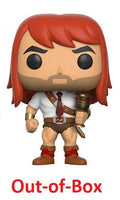 Out-of-Box Zorn (Office Attire, Son of Zorn) 404 - Hot Topic Exclusive  [Damaged: 7/10]