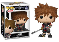 Sora (Kingdom Hearts) 406  [Damaged: 7.5/10]