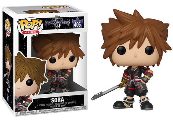 Sora (Kingdom Hearts) 406