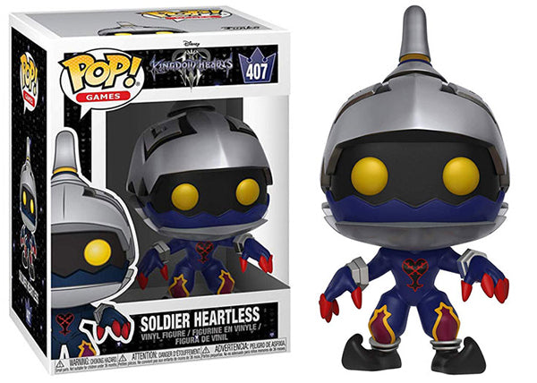 Soldier Heartless (Kingdom Hearts) 484
