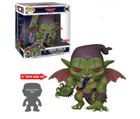 Green Goblin (10-Inch, (Into the Spider-Verse) 408 - Target Exclusive  [Damaged: 7/10]