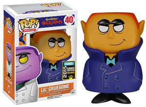 Lil Gruesome (Orange, Wacky Races, Hanna Barbera) 40 - 2015 Summer Convention Exclusive  [Damaged: 7/10]