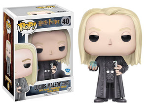 Lucius Malfoy (Holding Prophecy, Harry Potter) 40 - Fye Exclusive  [Condition: 7/10]
