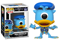 Donald (Monster's Inc. Kingdom Hearts) 410  [Damaged: 6/10]