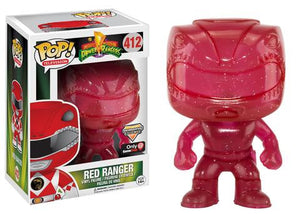 Red Ranger (Morphing, Power Rangers) 412 - Gamestop Exclusive