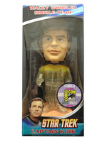 Funko Wacky Wobbler Captain Kirk (Light Up, Transporting) - 2009 SDCC Exclusive /1008 made  [Damaged: 5/10]