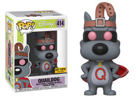 Quaildog (Doug) 414 - Hot Topic Exclusive  [Damaged: 7.5/10]
