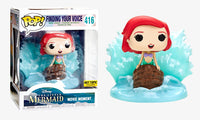 Finding Your Voice (Movie Moments, The Little Mermaid) 416 - Hot Topic Exclusive