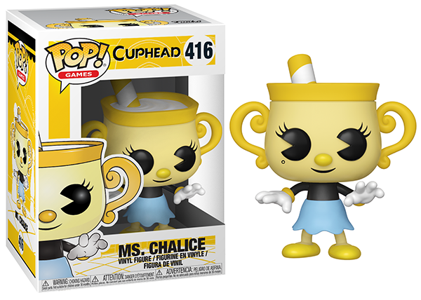 Ms. Chalice (Cuphead) 416 [Damaged: 7.5/10]