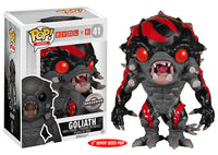 Goliath (6-inch, Savage, Evolve) 41 - Gamestop Exclusive  [Damaged: 7.5/10]