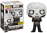 Skeleton Gerard Way (My Chemical Romance) 41 - Hot Topic Exclusive  [Damaged: 7.5/10]