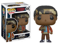 Lucas (Stranger Things) 425 [Damaged: 6/10]