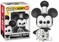 Steamboat Willie (w/ Boat Wheel) 425  [Damaged: 6/10]