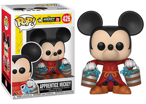 Apprentice Mickey 426  [Damaged: 6/10]