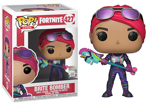 Brite Bomber (Fortnite) 427  [Damaged: 7.5/10]