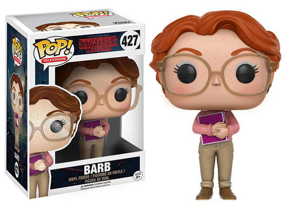 Barb (Stranger Things) 427  [Damaged: 7/10]
