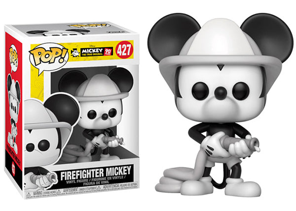 Firefighter Mickey 427